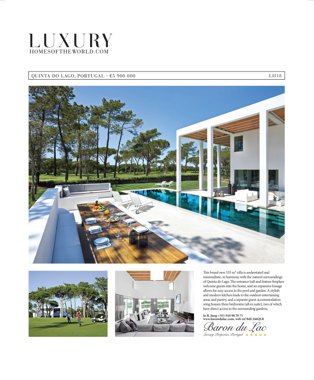 Luxury Homes of the World 2013